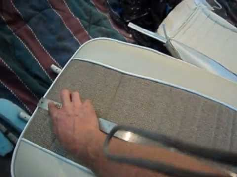 Seat Upholstery -