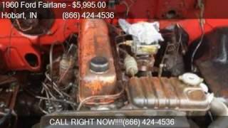 1960 Ford Fairlane  for sale in Hobart, IN 46342 at Haggle M