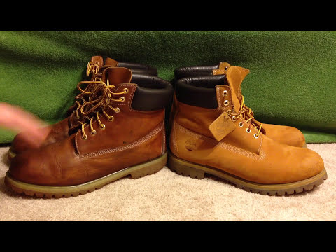 Fake Vs Comparison Wheats Spot To 6' Timberland Boots Replicas How Ygby7f6