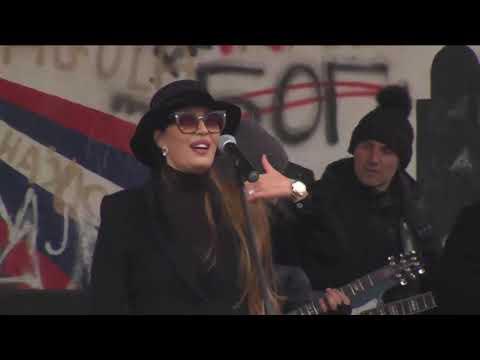Ceca - Da raskinem sa njom - (LIVE) - Kosovska Mitrovica - (TV Puls 2018)