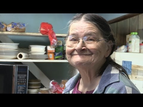 A One-Person Cafe - Partridge, KS - Hatteberg's People TV