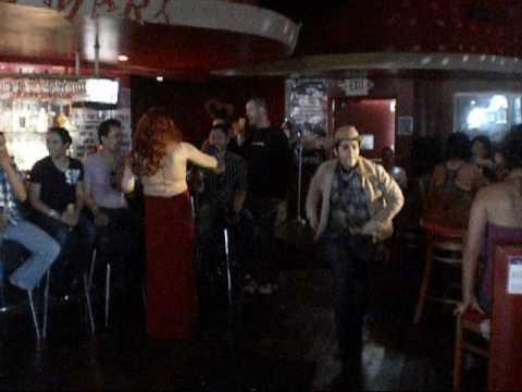 "Landon Cider performs his ""Cowboy Medley"""