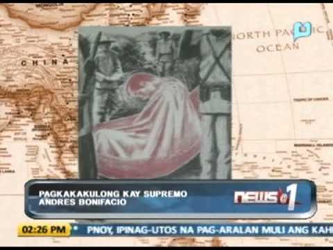Xiao Time: Pagkakakulong kay Supremo Andres Bonifacio