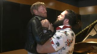 Drake Maverick tries to ambush 24/7 Champion Elias in the recording studio