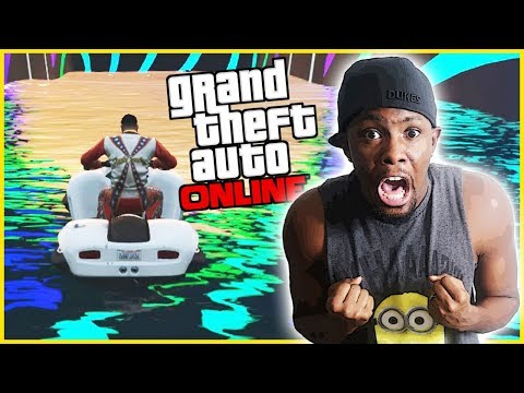 NO MORE LAST PLACE FOR ME! - GTA Online Gameplay