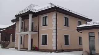 СФТК Мокрый фасад, дом утеплён пенопластом 4 года назад, короед и камешковая декоративка