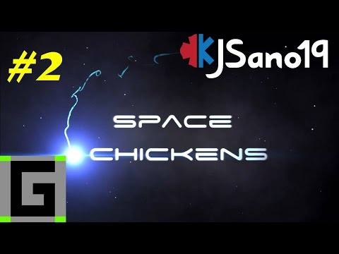 Space Chickens (With Guude) - S3 E2 - Your House is My House [Modded Minecraft]