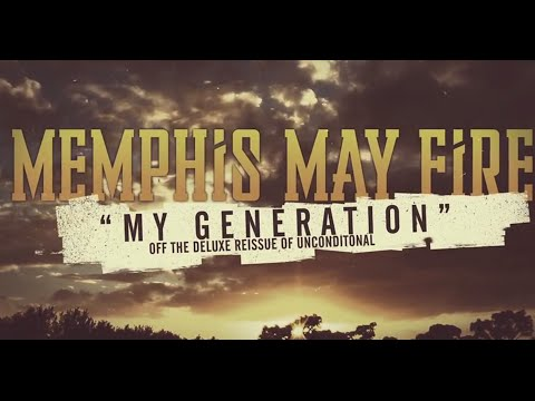 Memphis May Fire - My Generation