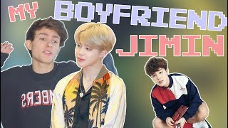 JIMIN IS MY BOYFRIEND