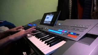 Sarba instrumentala Tyros 5 (Taraf Moldova)