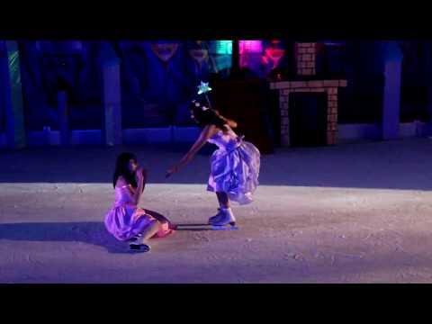 El Musical la cenicienta Antartida ice skating  Riobamba
