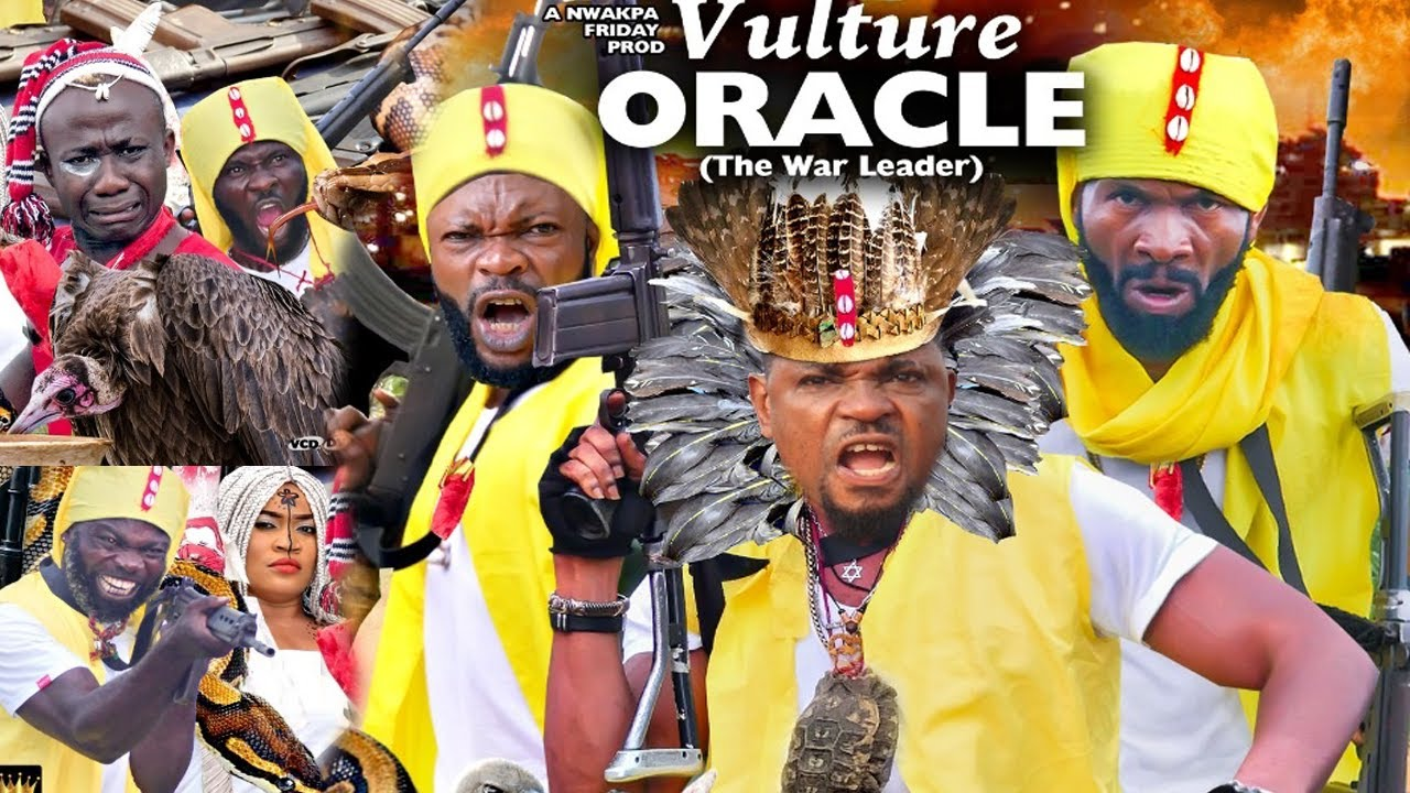 Download VOULTURE ORACLE SEASON 6 - NEW MOVIE|2021 LATEST NIGERIAN NOLLYWOOD MOVIE|HIT TRENDING MOVIE