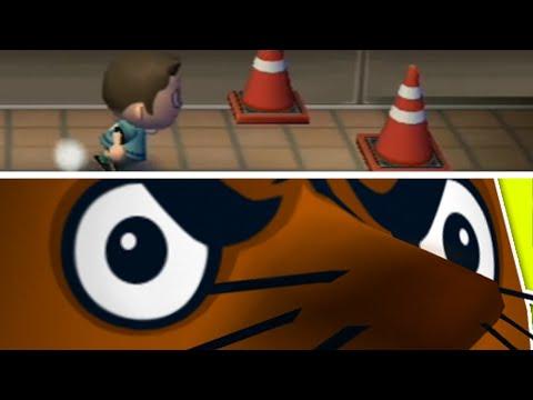 Uncovering Mr. Resetti's SECRET In Animal Crossing City Folk! (Nintendo Wii)