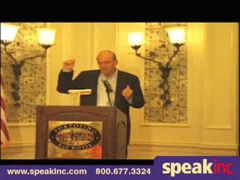 Keynote Speaker: Rowdy Gaines - Presented by SPEAK Inc.