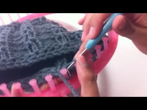 How To Bind Off Knitting In Pattern : Maschen elastisch abketten mit Umschlag - Stretchy bind off with yarn over - ...