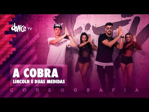 A Cobra - Lincoln e Duas Medidas | FitDance TV (Coreografia) Dance Video
