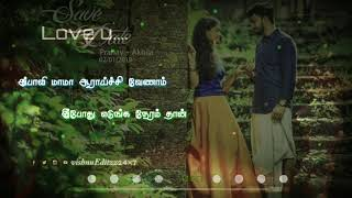 Alli kolla poren unna azhakaga||Dharumathin thalaivan Tamil movie 1080hd video song