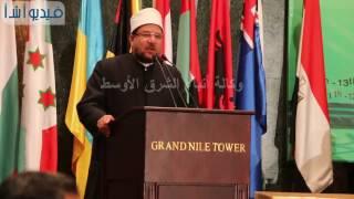بالفيديو : وزير الأوقاف