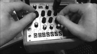 Make Noise Erbe-verb first test