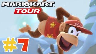 Mario Kart Tour: Jungle Tour Part 7: 100% Tour Challenges Completed