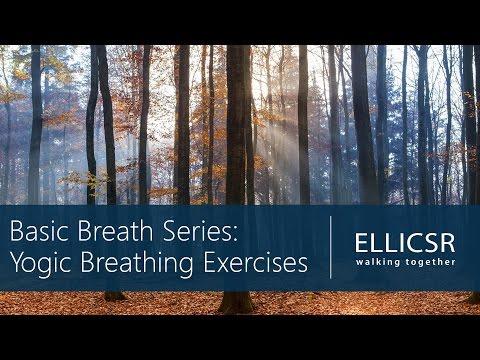 Basic Breath Series: Yogic Breathing Exercises