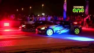 FAST AND FURIOUS DUBAI STUNT SHOW EXTREME CAR PARK BY EMATTERZ AND SATHAR AL KARAN