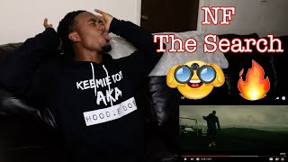 {{REACTION}} NF - The Search (2019)
