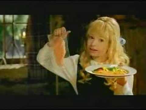 Jodelle Ferland commercial