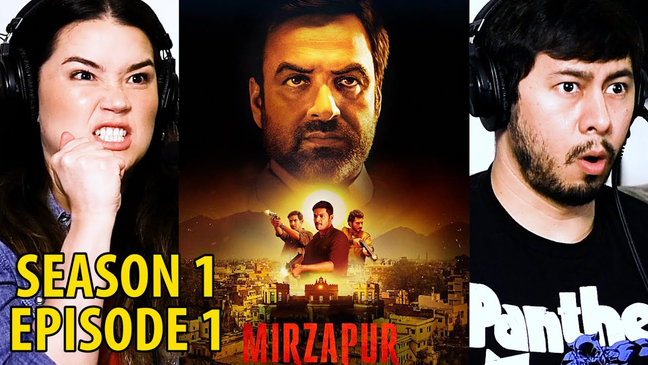 Download MIRZAPUR | Episode 1 - Jhandu | Pankaj Tripathi | Amazon Prime Video | Reaction | Jaby Koay