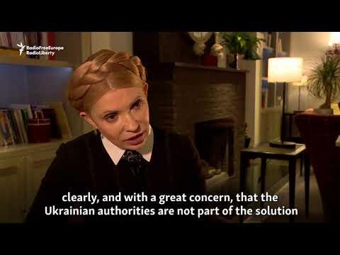 Tymoshenko Says Ukraine