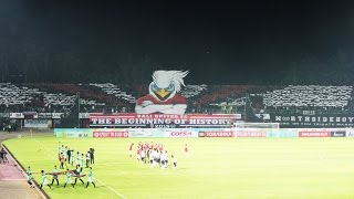 NORTHSIDEBOYS12 - PERSIJA VS BALI UNITED - 3D KOREOGRAFI