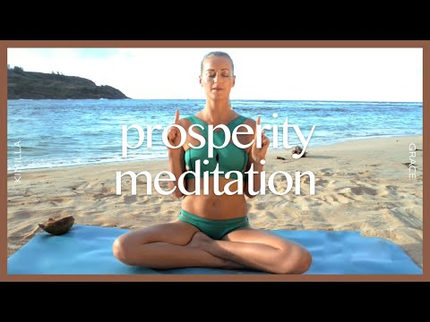 Kundalini Yoga Wealth Meditation: Prosperity, Fulfillment & Success! | KIMILLA