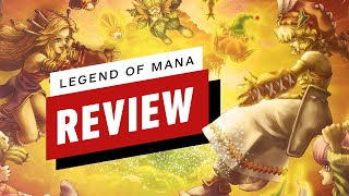 Legend of Mana Review (Video Game Video Review)