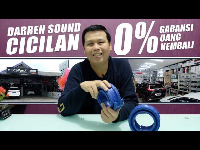Darren Sound Audioworkshop Metro Lampung | Prime Suspension
