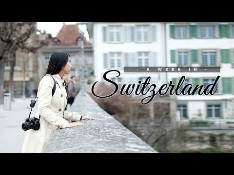1 Week in Switzerland: A Quick Vlog Recap 🇨🇭