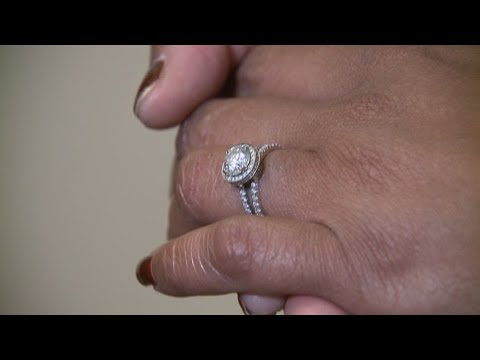 MPD officer father find womans missing wedding ring YouTube