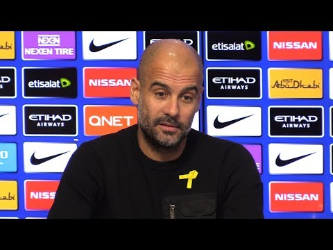 Pep Guardiola Full Pre-Match Press Conference - Manchester United v Manchester City - Premier League