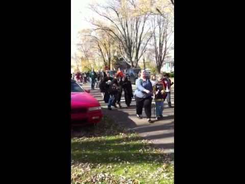 Stockbridge Halloween Parade