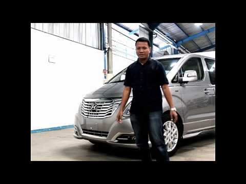 Review Hyundai H1 Royale Limited Versi Filmora