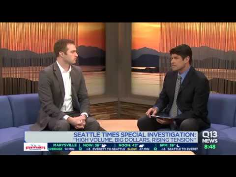 Seattle Times Special Investigation Into Swedish's Neurosurgery Institute