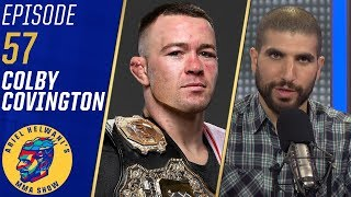 Colby Covington recaps Robbie Lawler win, Kamaru Usman confrontation | Ariel Helwani's MMA Show