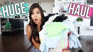 HUGE FESTIVAL CLOTHING HAUL!!