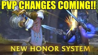 World of Warcraft: Legion PvP Changes