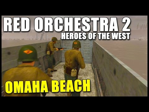 OMAHA BEACH ► Red Orchestra 2: Heroes of the West (Livestream) | Gameplay Deutsch