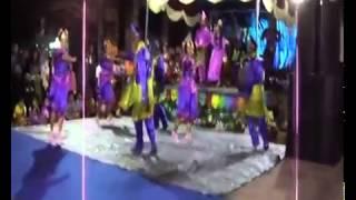 Tari Campak  Seni Tari Tradisional Bangka Belitung