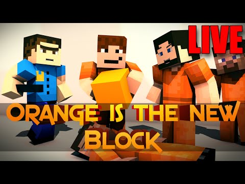 """""""DO MY TIME!"""" Orange Is The New Block #2 LIVE"""