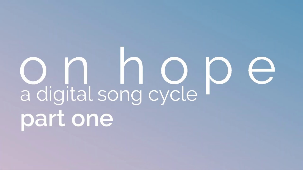 on hope: Part One Announced!