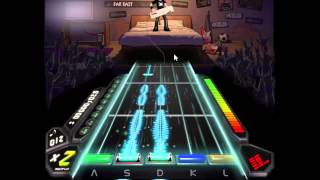 JEU GUITARE FLASH - Guitare Hero version PC