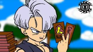 Trunks Y Goten Le Venden Chocolate A Broly