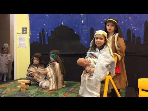 Jonesborough Primary School Nativity 2018